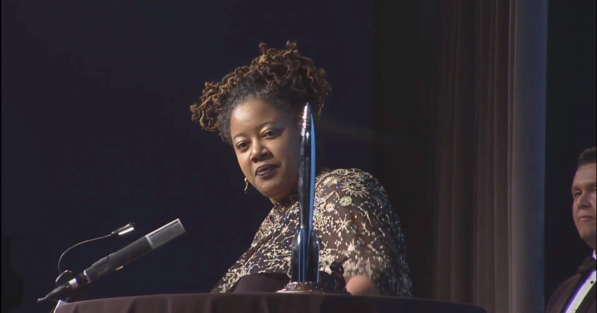 N.K. Jemisin's Hugo Award Acceptance Speech Is A Must-Watch For All Marginalized Creators