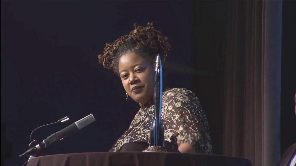 N K  Jemisin's Hugo Award Acceptance Speech Is A Must-Watch