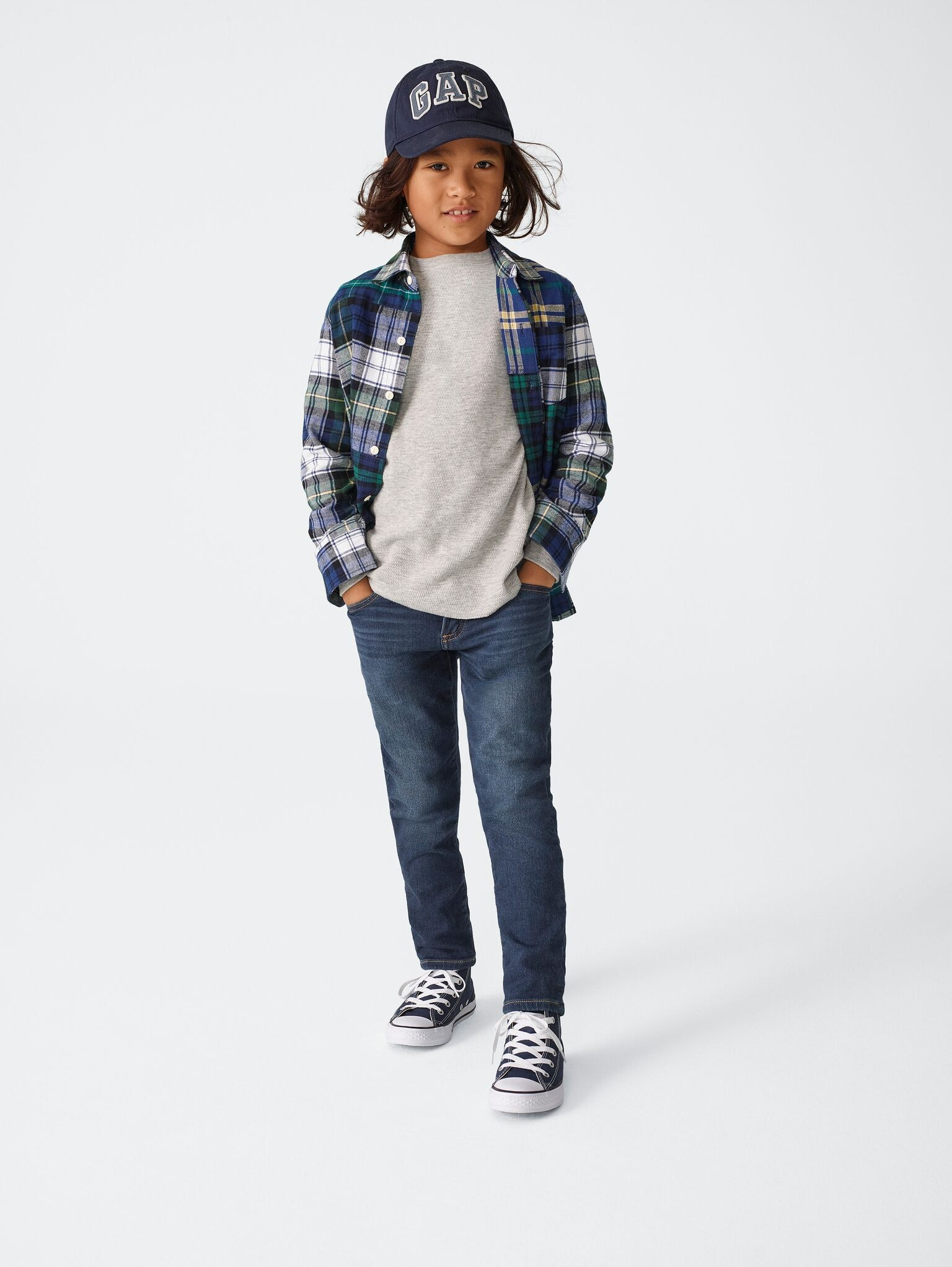 124cfd2a31 Sarah Jessica Parker's New Gap Kids Collection Is Here, & It's As Adorable  As You'd Expect It To Be