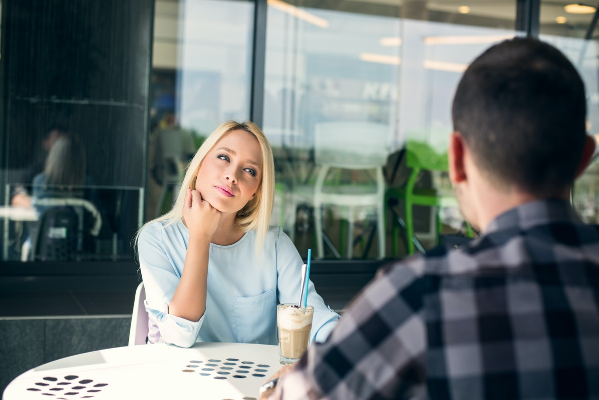 If you didn't feel a physical attraction on a first date, should you go on a second? Experts say yes...