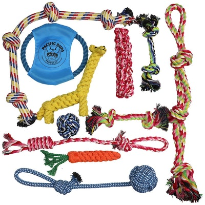 Pacific Pups Project Durable Rope Toys