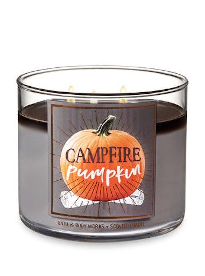 Campfire Pumpkin