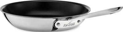 All-Clad 9-Inch Stainless Steel 3-Ply Bonded Nonstick Pan