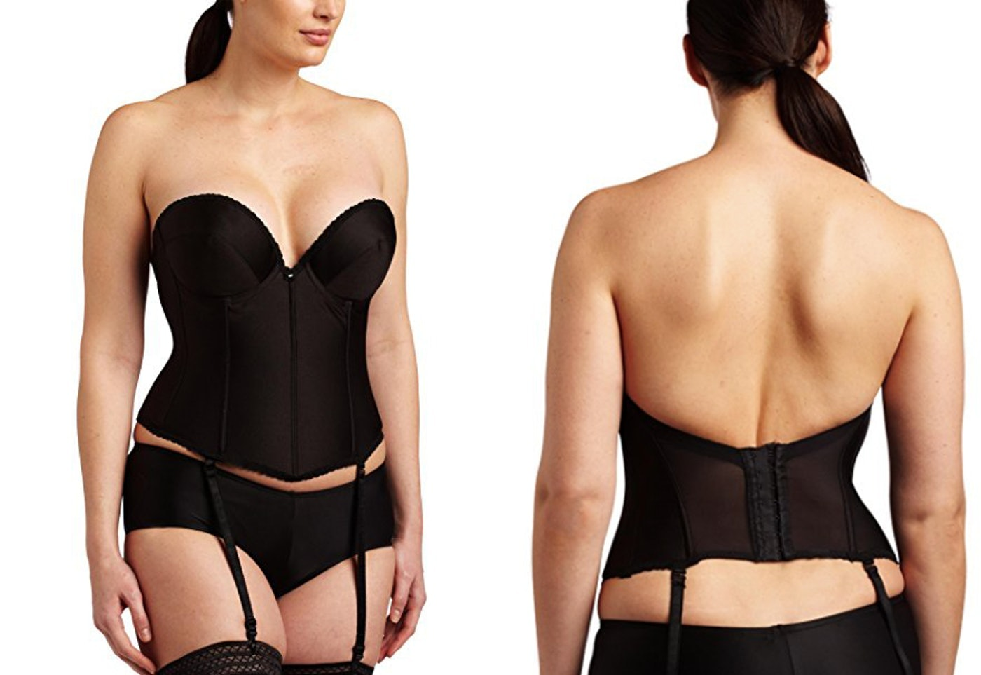 What Bra Should I Wear With A Backless Dress 10 Options That Look Lingerie Sexi Cd Extem Great Low Backs