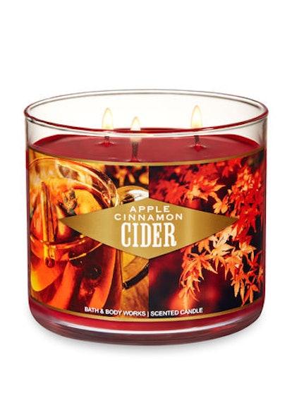 Apple Cinnamon Cider