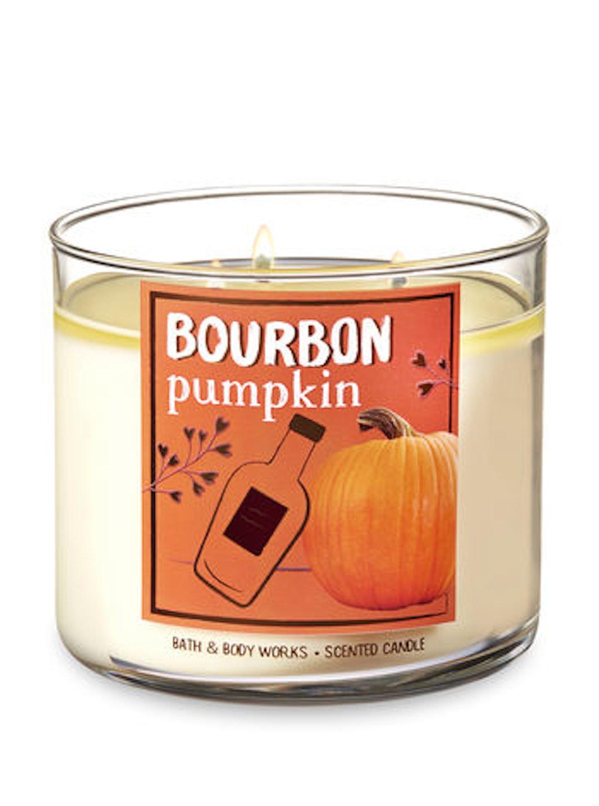 Bourbon Pumpkin