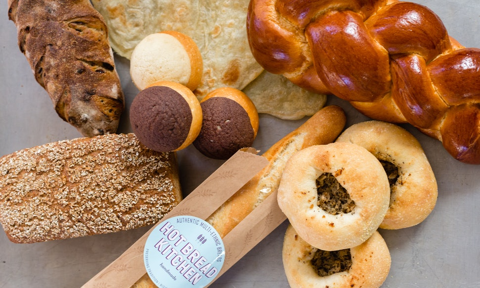 hot bread kitchen helps women build careers out of baking and you can buy their delicious creations online - Hot Bread Kitchen