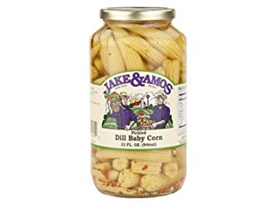 Pickled Dill Baby Corn