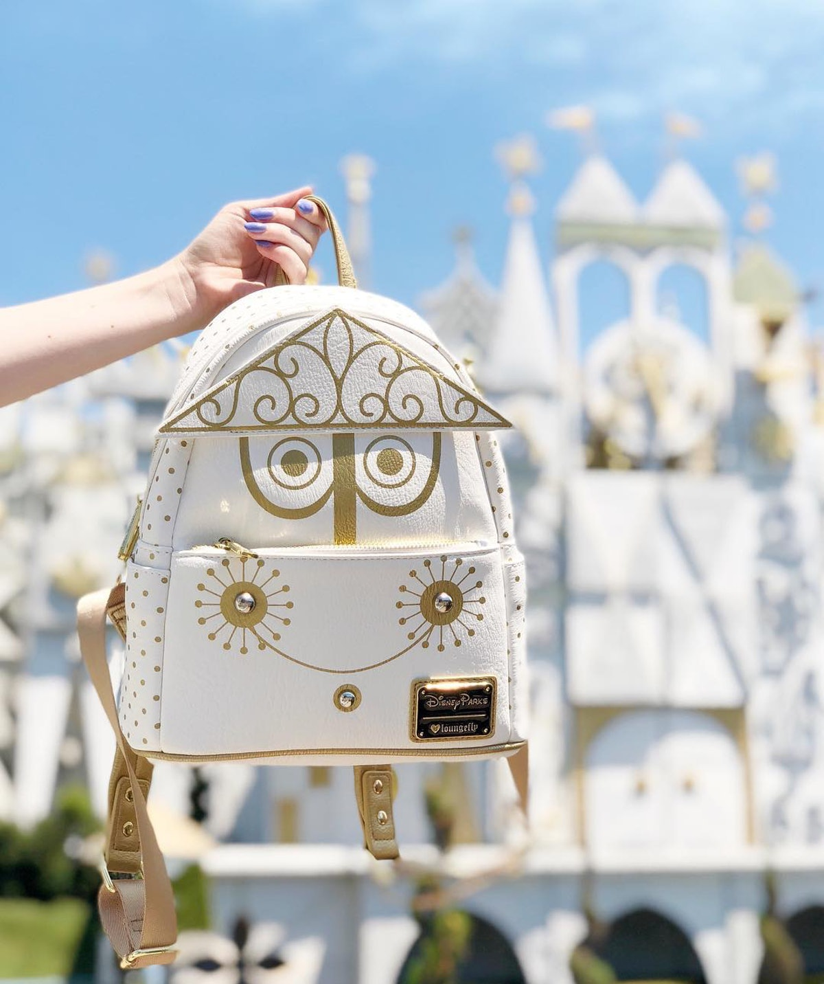 These Mini Backpacks Honor Your Fave Disney Rides & You Totally Can't Just Pick One