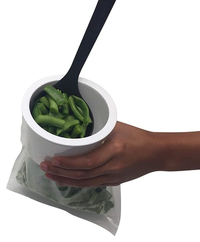 Seal Zone Bag Fill Funnel
