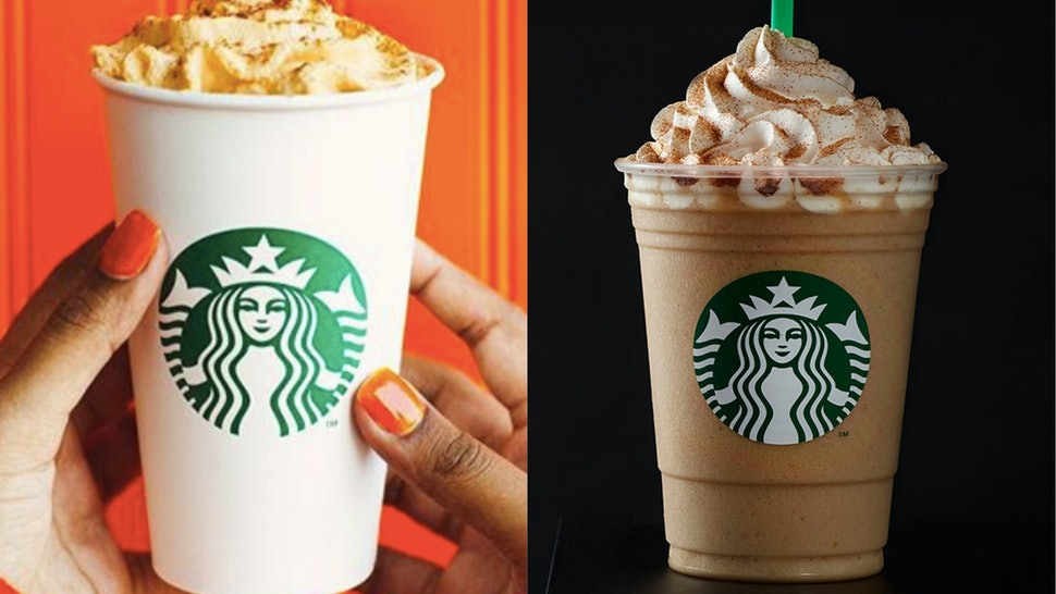 7 Other Starbucks Drinks You Should Try With The Pumpkin