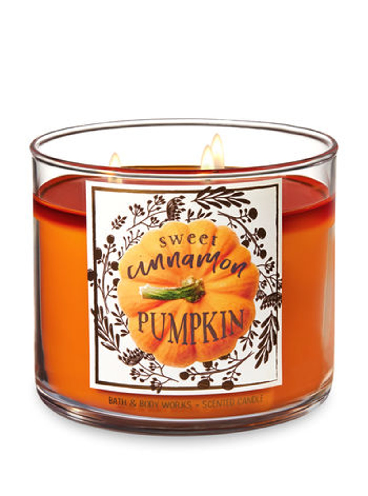Sweet Cinnamon Pumpkin