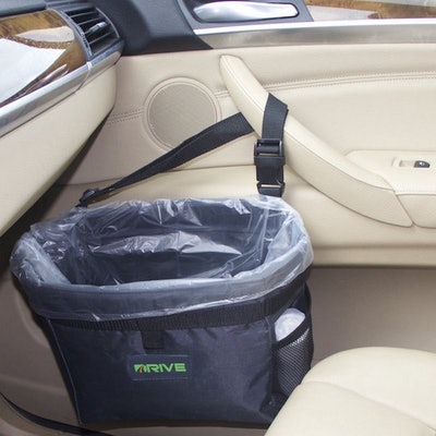 Drive Car Garbage Can