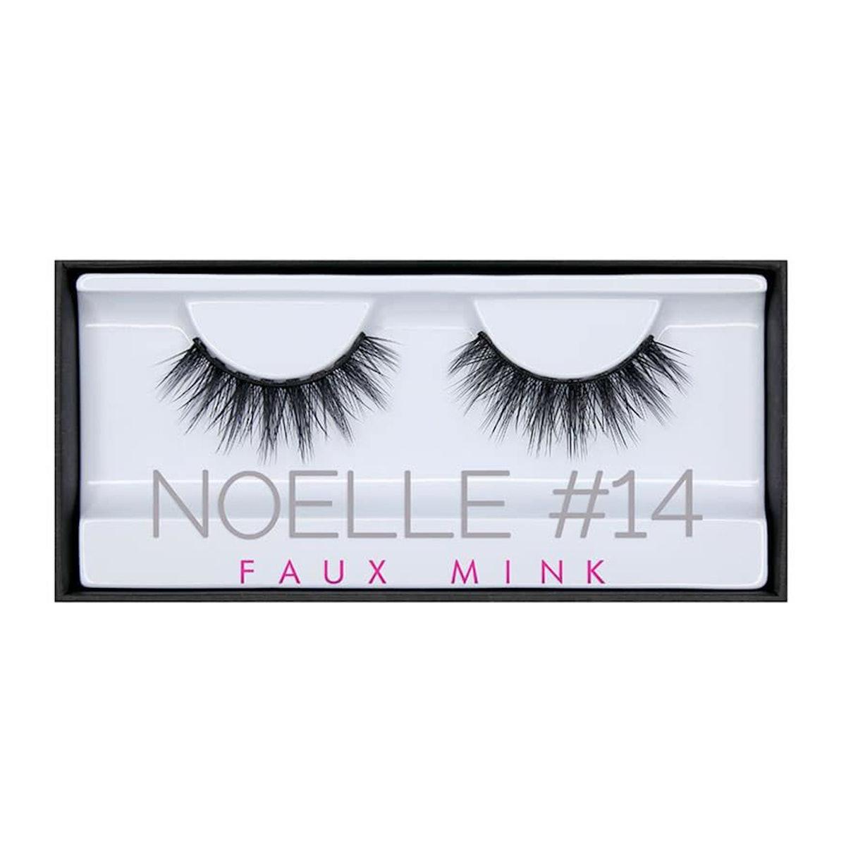 "Faux Mink Lashes in style ""Noelle #14"""