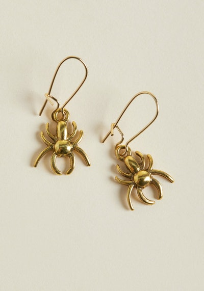 Lenora Dame Itsy Glitzy Spider Earrings
