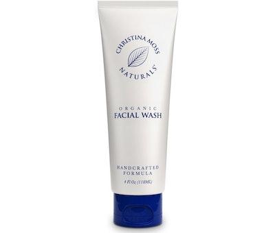Christina Moss Naturals, Organic Facial Wash