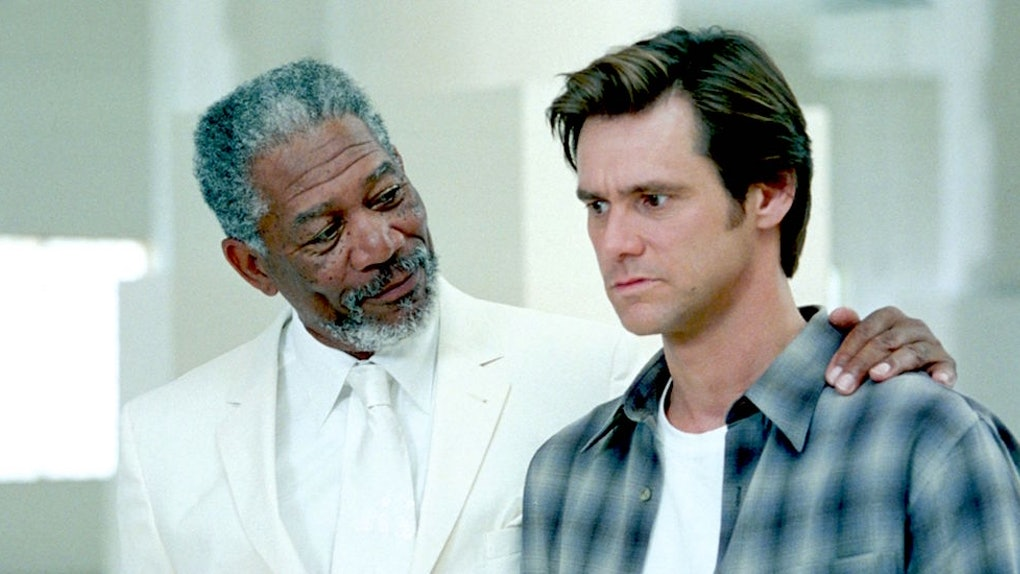 Bruce Almighty Is Coming To Netflix In September So
