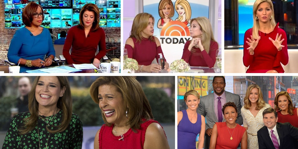 How Female Anchors Really Feel About The Unspoken Dress Code For