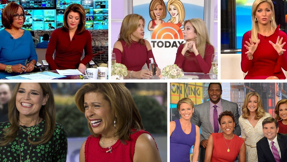 How Female Anchors Really Feel About The Unspoken Dress Code