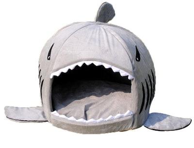 spexpet Grey Shark Bed