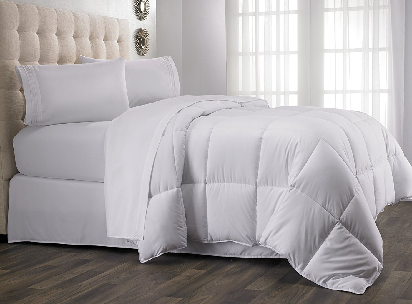 The 7 Best Comforters To Keep You Cool All Night