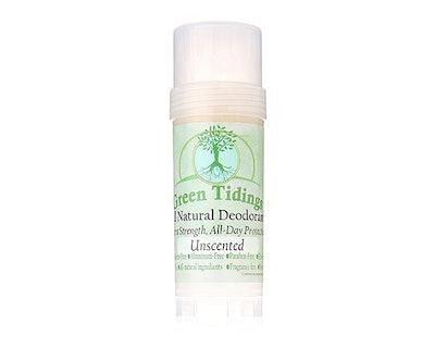 Green Tidings Organic All-Natural Deodorant