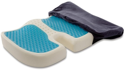 TravelMate Coccyx Gel-Enhanced Cushion