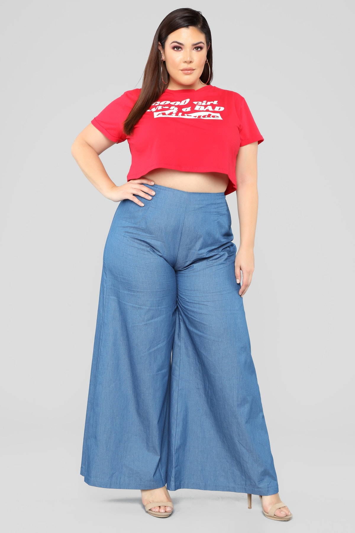 One And Only Pants — Denim