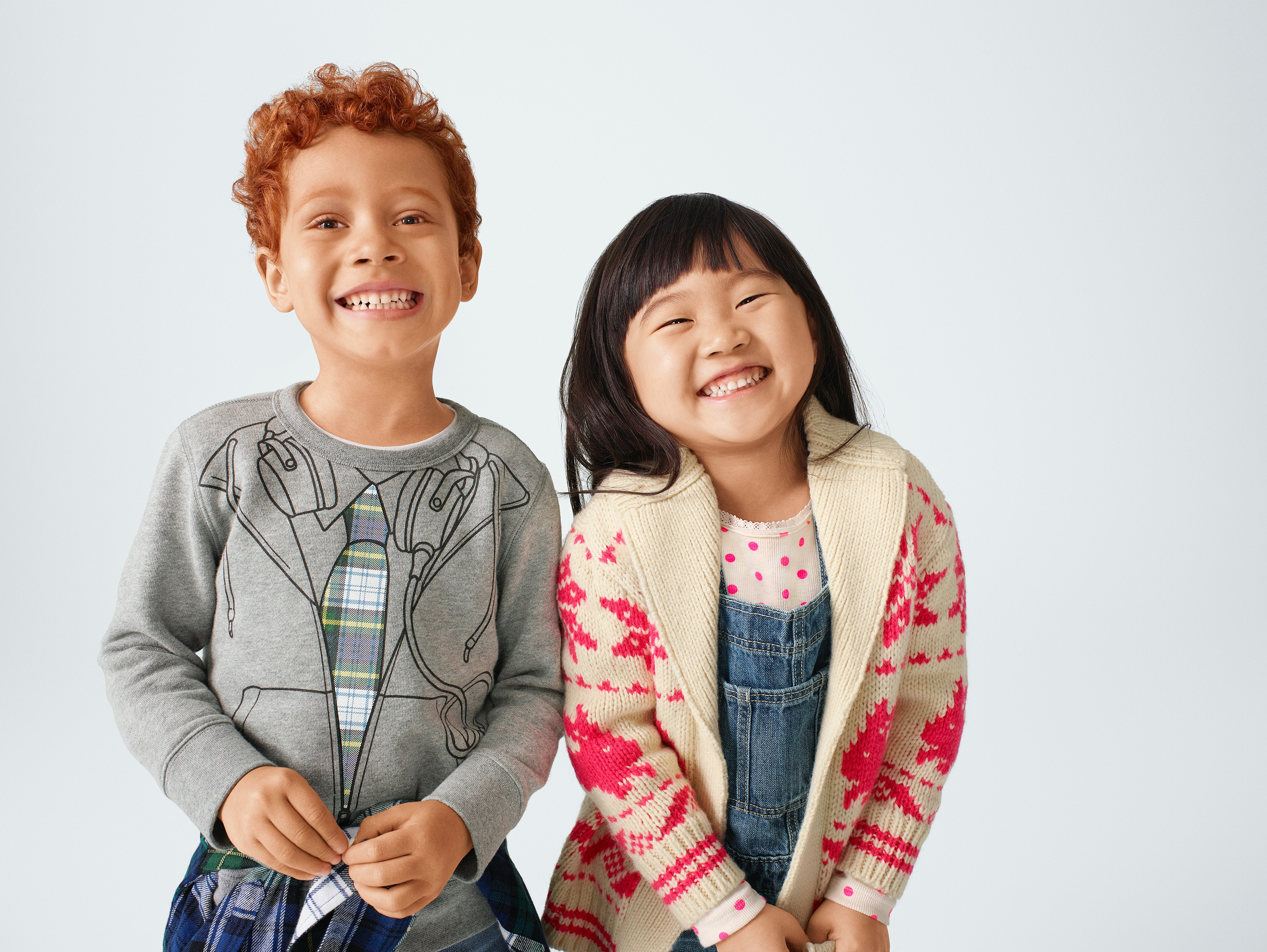 3b52bfaac9 Sarah Jessica Parker's New Gap Kids Line Was Inspired By Nostalgia,  Comfort, & Durability