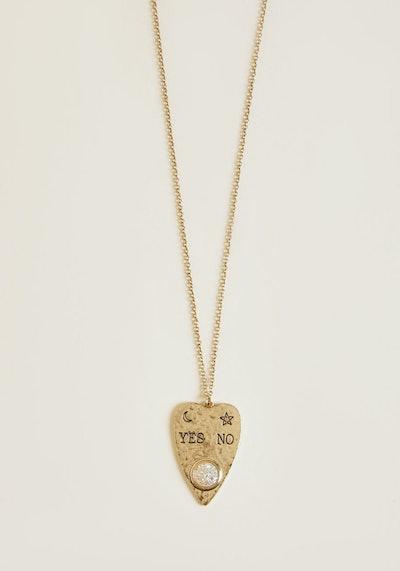 Fate & Fortune Pendant Necklace