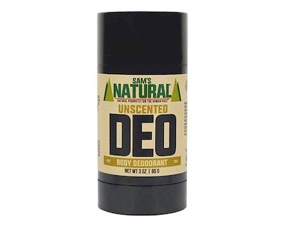 Sam's Natural Deodorant