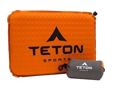 TETON Sports ComfortLite Self Inflating Seat Cushion
