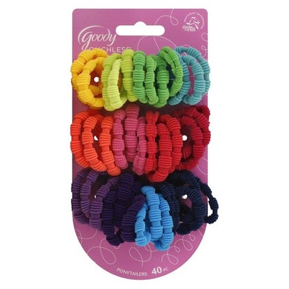 Goody Ribbed Ponytail Holders