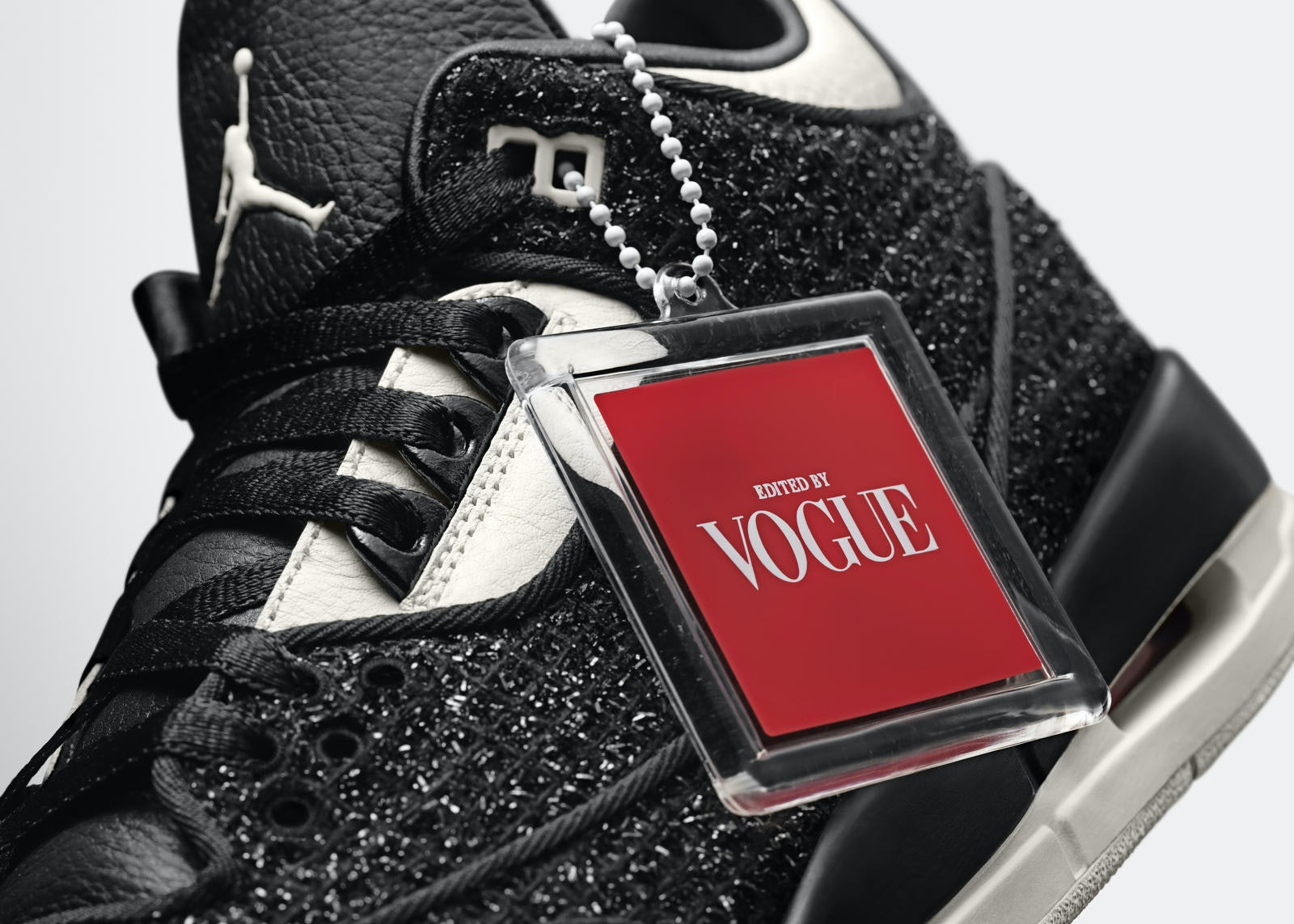 pretty nice 6cb84 ccc04 The  Vogue  x Nike Air Jordan Collaboration Is The Most High Fashion  Sneaker Ever