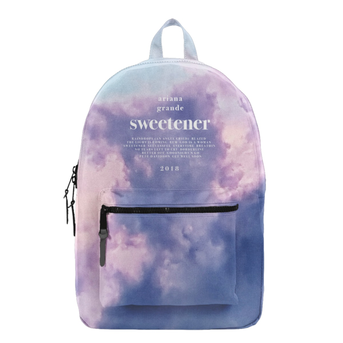 'Sweetener' Backpack + Album