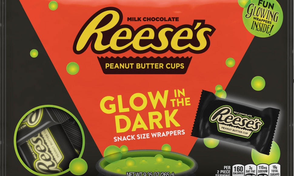 Image result for glow in the dark hershey's