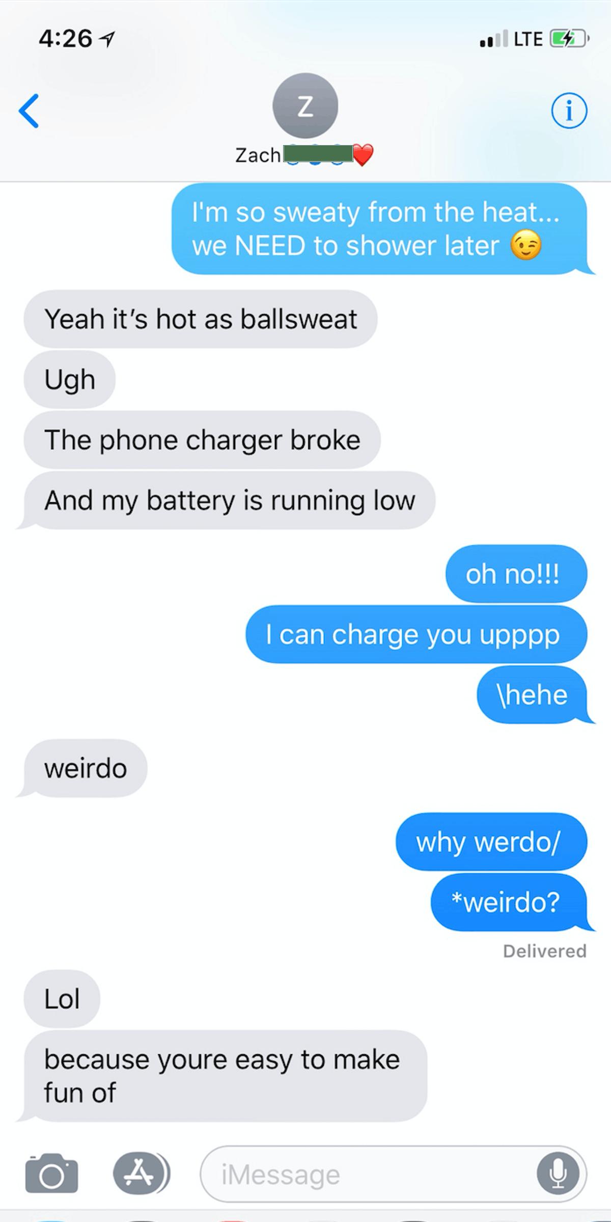 Boyfriend ways my to tease How to