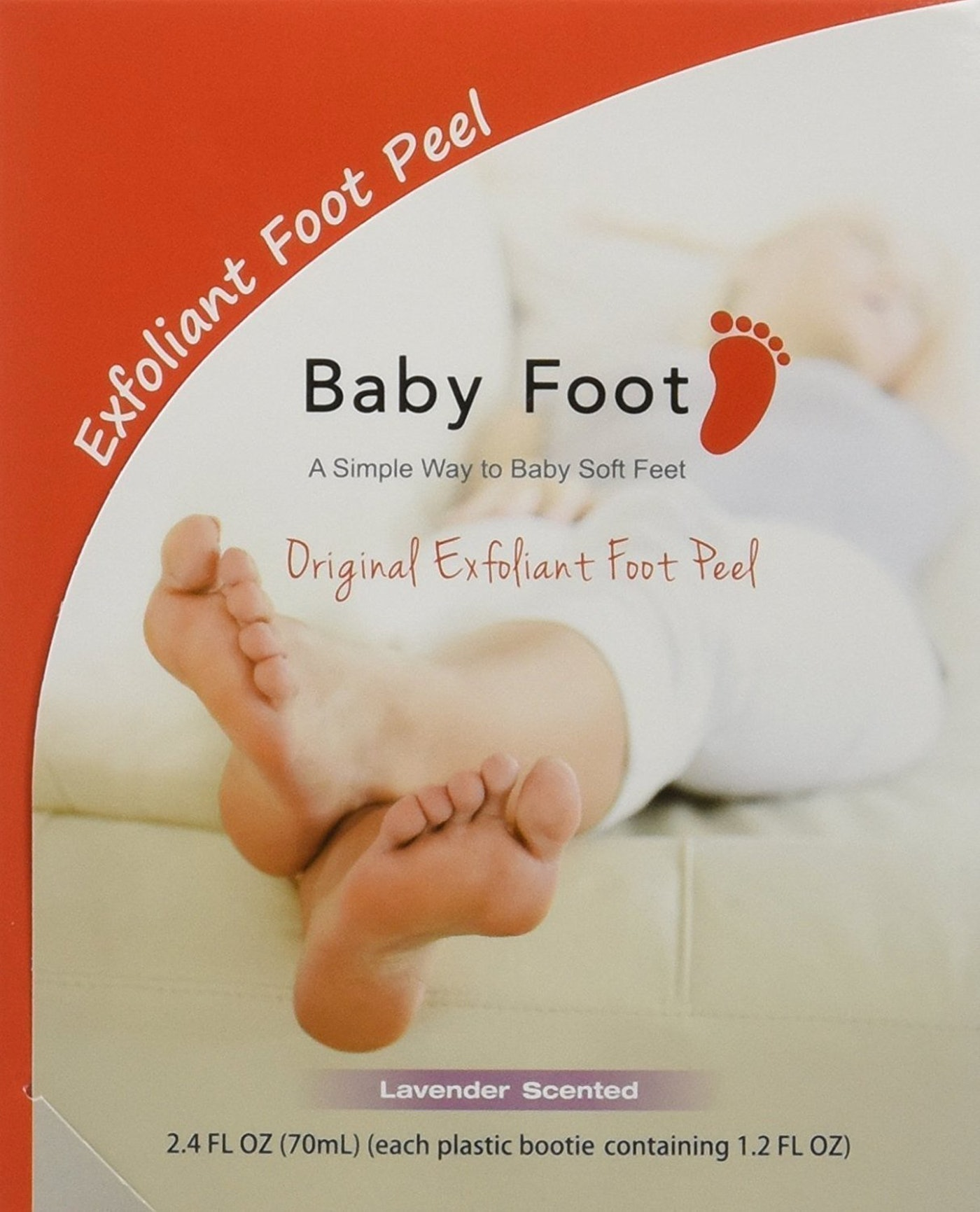 baby foot innehåll