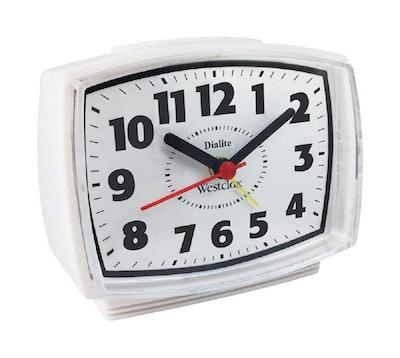 Westclox 22192 Electric Alarm Clock