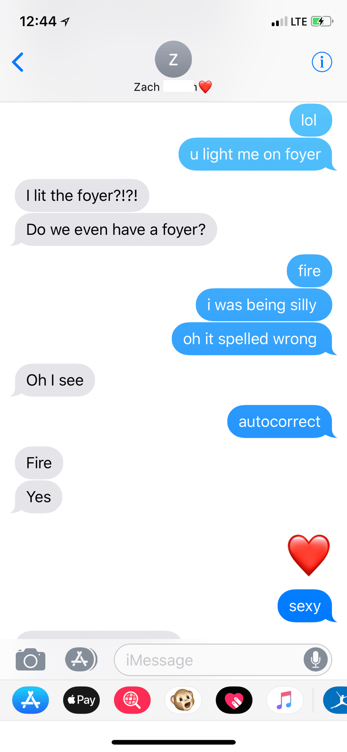I Flirted With My Boyfriend Over Text For Five Days Straight
