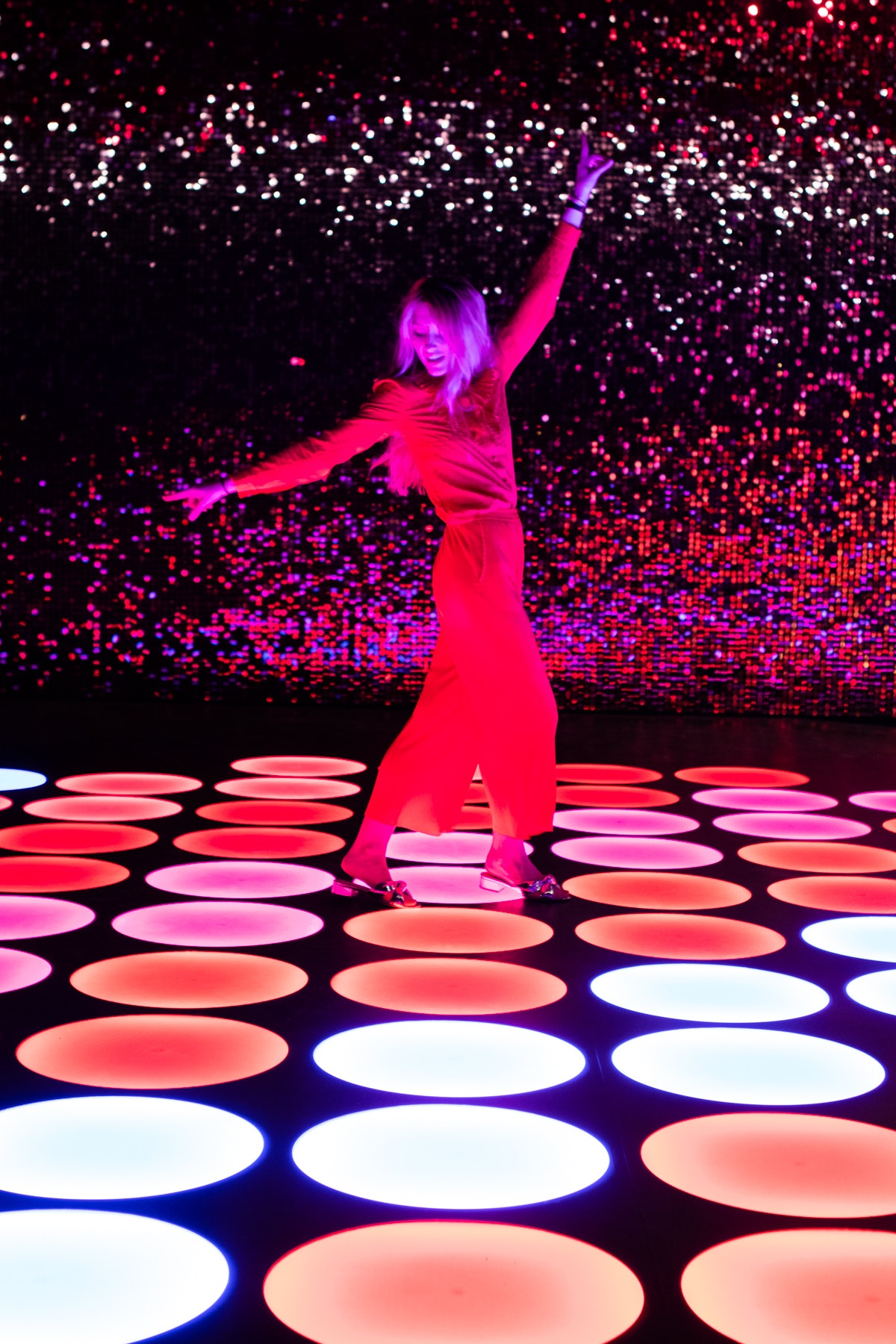 The Color Factory, An Experiential Art Exhibit In NYC