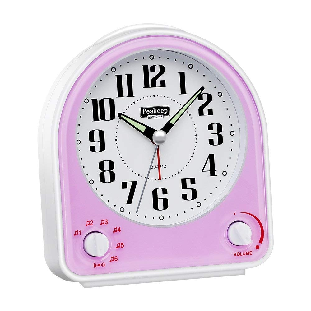 The 5 Best Analog Alarm Clocks