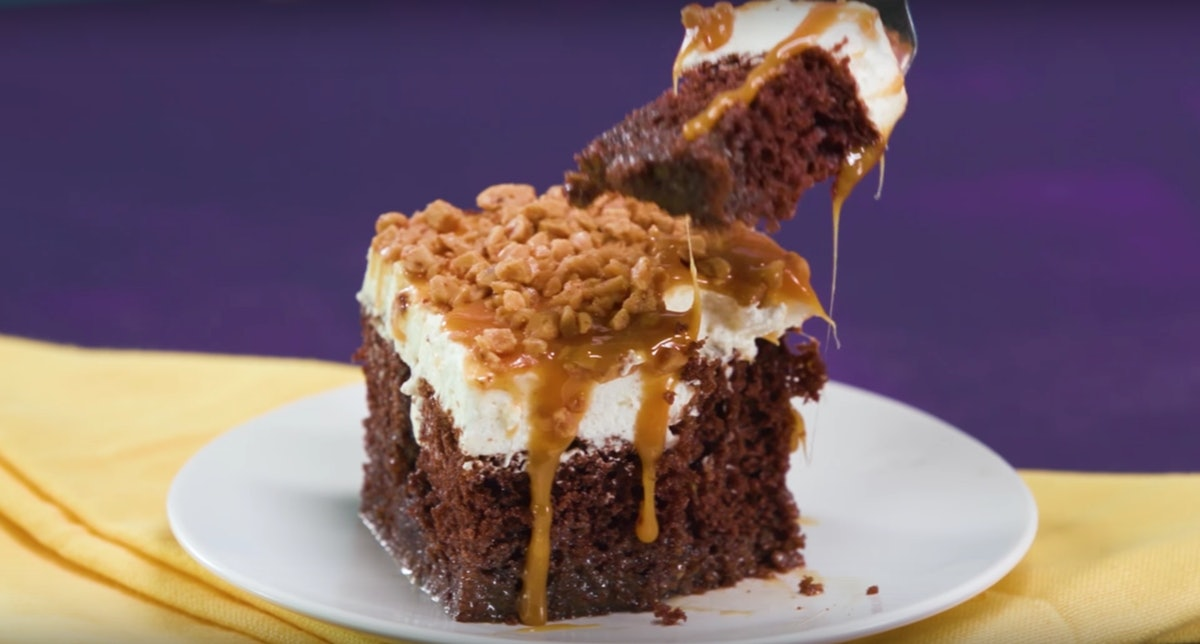 """What Is """"Ecstasy Cake""""? Pinterest Recipes For This New Dessert Trend Sound Ridiculously Delicious"""