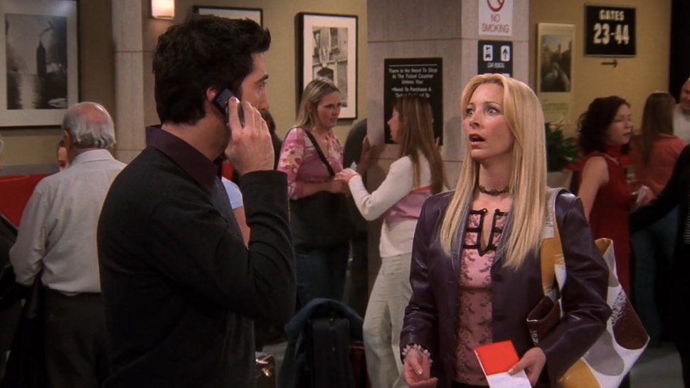 The Most Shocking 'Friends' Moment From Each Of The Show's