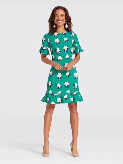 Magnolia Tulip Ponte Dress