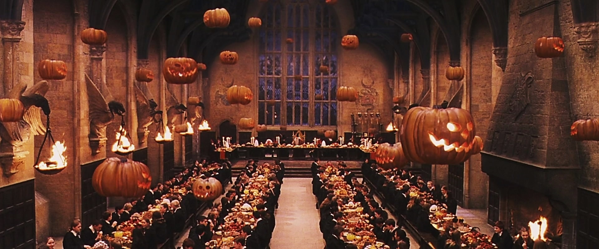 A Harry Potter Feast Is Hening In The Irl Great Hall You Can Tickets Soon