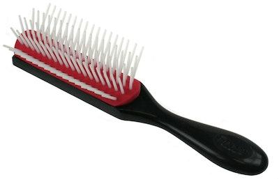 Denman Cushion Brush Nylon Bristles, 9-Row