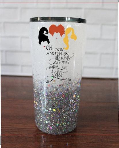 Choose Your Glitter Hocus Pocus Tumbler