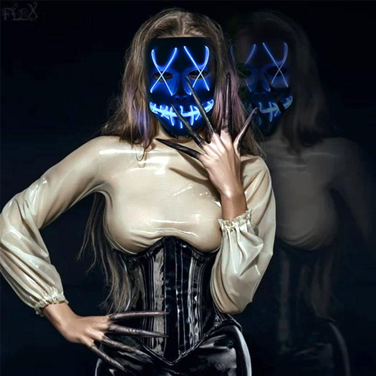 8 Cheap Scary Halloween Masks