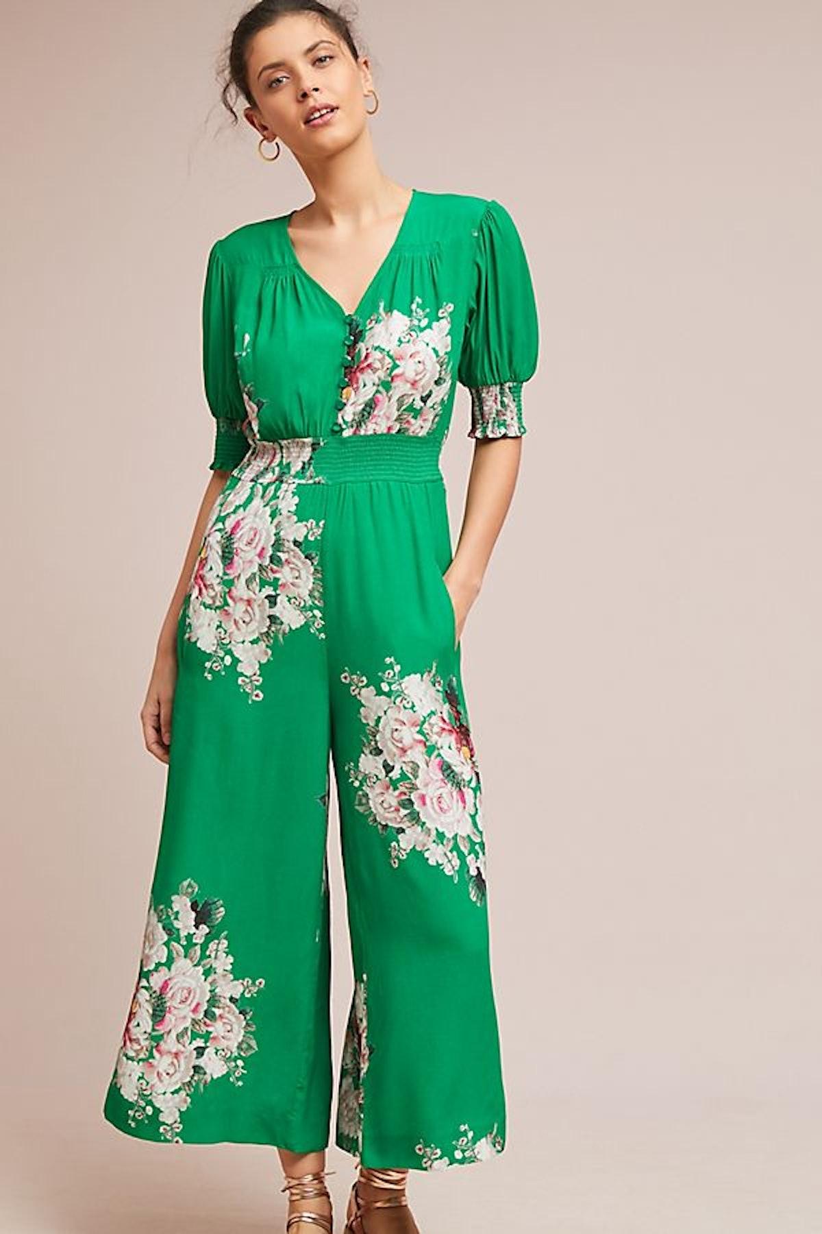 Longwood Floral Jumpsuit